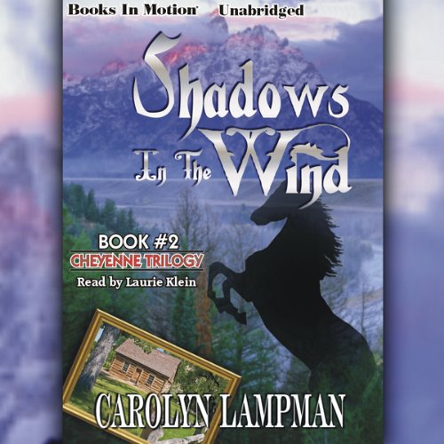 Shadows In The Wind audiobook cover art