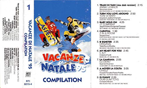 Vacanze di Natale '95 Compilation (2 audiocassette)