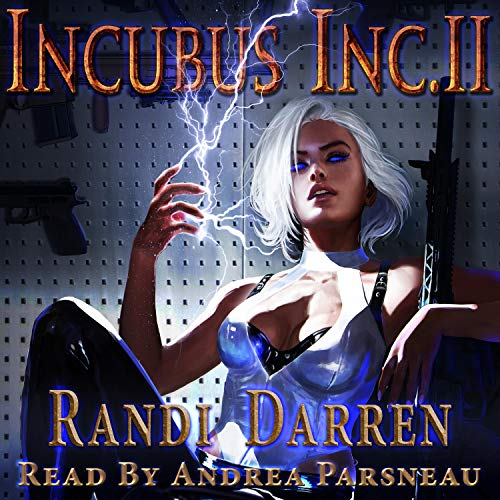 Incubus Inc., Book 2 cover art