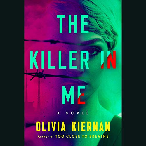 The Killer in Me audiobook cover art