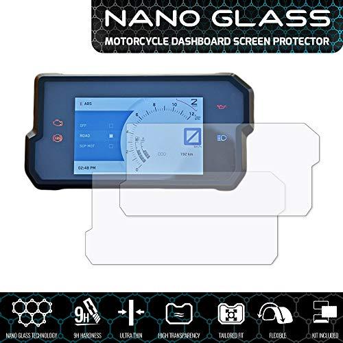 Speedo Angels Nano Glass Protecteur d'écran pour 125 390 DUKE (2017+) x 2