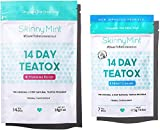 SkinnyMint 14 Day Ultimate Teatox Detox Tea. All Natural Tea Blend to Support Your Weight Loss Goals and Help Boost Your Energy Levels.