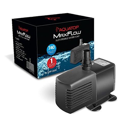 AquaTop SWP-2600 Aquarium Submersible Pump