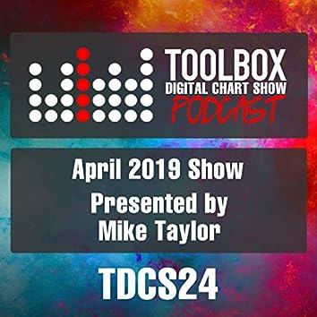 Toolbox Digital Chart Show: April 2019