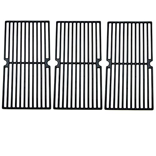 Direct Store Parts DC118 Polished Porcelain Coated Cast Iron Cooking Grid Replacement for Brinkmann, Grill King Gas Grills