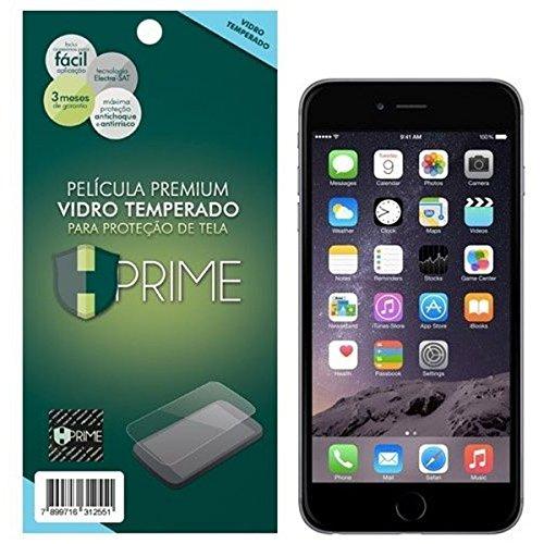 Pelicula de Vidro temperado 9h HPrime para Apple iPhone 6 Plus/ 6S Plus, Hprime, Película Protetora de Tela para Celular, Transparente