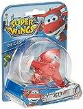 Super Wings Die-cast Jett Metal vehículo de juguete - vehículos de juguete (Metal, Azul, Rojo, Color blanco, 4 año(s), 9 año(s), Niño/niña, 75 g)