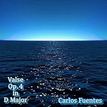 Valse Op.4 in D Major