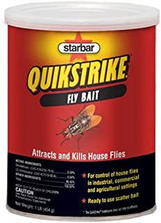 Starbar - Quikstrike Fly Bait 1 Pound, 1-Lb