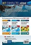 Test Professioni Sanitarie 2021: Kit completo. Con due e-book, simulatore e video-lezioni in omaggio