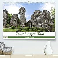 Teutoburger Wald - Natur und Kultur (Premium, hochwertiger DIN A2 Wandkalender 2022, Kunstdruck in Hochglanz): Der Teutoburger Wald fasziniert durch seine Vielseitigkeit (Monatskalender, 14 Seiten )