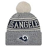 New Era Los Angeles Rams Beanie NFL 2018 Sport Reverse Knit -