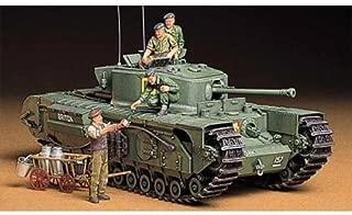Tamiya America, Inc 1/35 British Churchill MkVII Tank, TAM35210