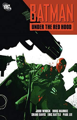 Batman: Under the Red Hood (English Edition) eBook: Winick, Judd ...