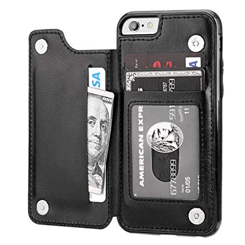 Best iphone 6 charging wallet case