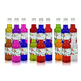 Snowie - Ready To Use Shaved Ice Snow Cone Flavor Syrups - 18 Pint Combo Pack