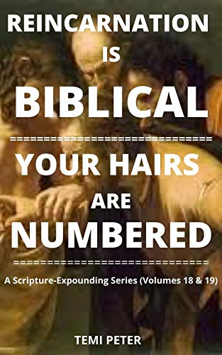 Reincarnation is Biblical cover image