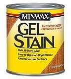 Minwax 260704444 Interior Wood Gel Stain, 1/2 pint, Cherry, 1/2/ Pint