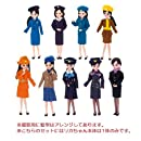 ▽ リカちゃん ANA創立60周年記念 オリジナルCAリカちゃん Licca タカラトミー 全日本空輸 All Nippon Airways *