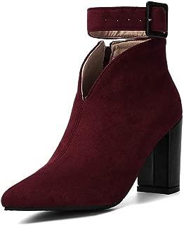 BalaMasa Womens ABS13963 Pu Boots