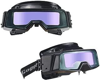 Lamdoo Solar Auto Darkening Welding Mask Helmet Eyes Goggle Welder Glasses ARC TIG MIG