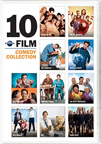 Universal 10-Film Comedy Collection - DVD