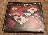 GRAND STAR Desktop Bean Bag Toss Game, Red & Blue (Adult Game Nib)