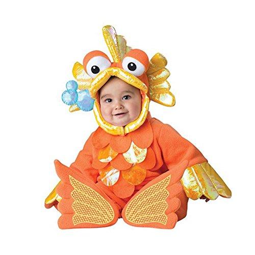 PerGrate - Disfraz de Halloween para bebé, diseño de animales, 06, 100
