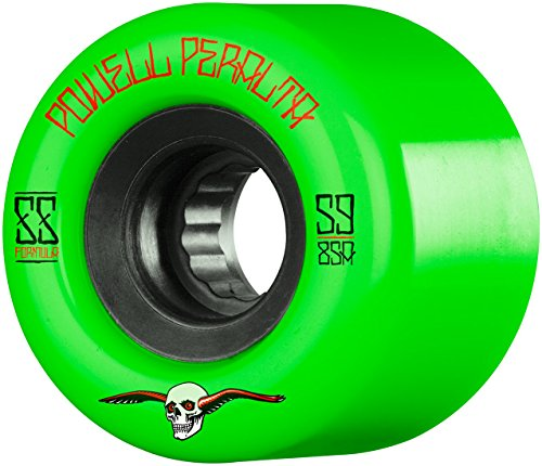 Powell Peralta G-Slides 59mm 85A Green Skateboard Wheels