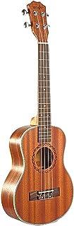 Ukulele Ukulele تينور الصوتية الكهربائية القيثارة 26 بوصة الغيتار 4 سلاسل القيثارة يدويا الخشب عازف الجيتار الماهوجني