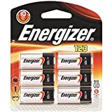 Best Cr123 Batteries - Energizer EL123BP-6 Lithium Ion General Purpose Battery, 3V Review