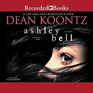Ashley Bell audiobook cover art