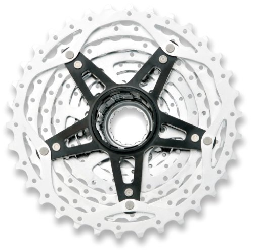SRAM PG-980 Powerglide II Cassette VTT Chromé Option 2