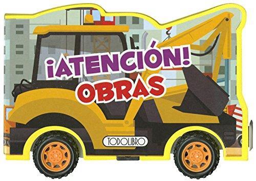 Atencion obras (Libro coche)