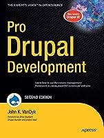 Pro Drupal Development (Beginning From Novice to Professional)