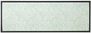 アルミ製パズルフレーム マイパネル ブラック (34x102cm)