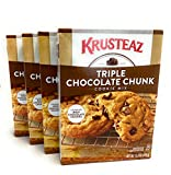 Pack of 4, 15.5-ounce boxes of triple chocolate chunk cookie mix Versatile mix that can be made as a drop cookie or rolled out and decorated Soft and chewy. Easy To Make! Whether its holiday entertaining, weekend breakfast with the family or just an ...