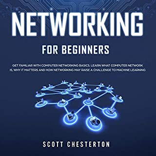 Networking for Beginners cover art