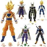 Norda Dragon Ball Z Toys 6pcs DBZ Action Figures