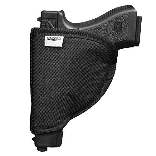 STEALTH Gun Safe Pistol Holster Compact Handgun Storage - Vehicle, Car, Trunk (3)…