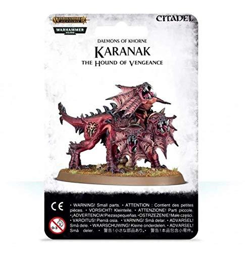 Games Workshop Warhammer AoS & 40k - Daemons of Khorne Karanak, The Hound of Vengeance