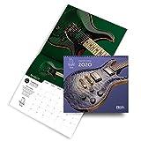 P.R.S. 2020 PRS Private Stock Calendar