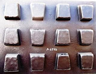 6 Keystone Molds Make 6