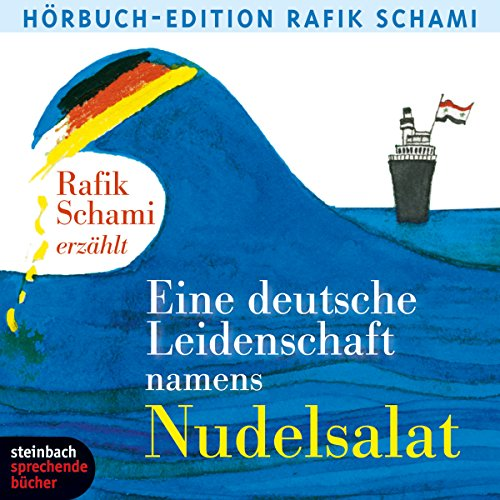 Eine deutsche Leidenschaft namens Nudelsalat                   Autor:                                                                                                                                 Rafik Schami                               Sprecher:                                                                                                                                 Rafik Schami                      Spieldauer: 1 Std. und 17 Min.     22 Bewertungen     Gesamt 4,3