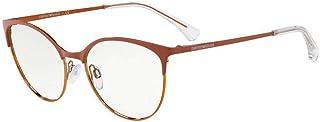 Armani EA1087 Eyeglass Frames 3167-54 - Pink/Rose EA1087-3167-54