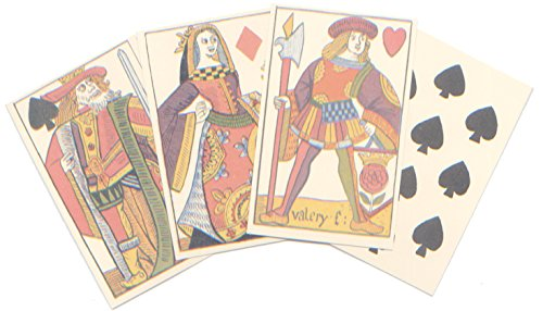 MacGregor Historic Games 16th Century French Cards