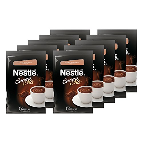 Nestlé Cacao Mix, Kakao für Nestlé Professional Getränkeautomaten, Trinkschokolade, 10 kg