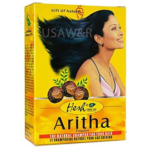 Price comparison product image HESH ARITHA POWDER 100gm Pack of Two (100 gm x 2)