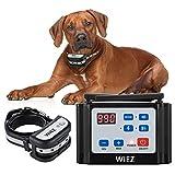 Best Wireless Dog Fence - WIEZ Wireless Dog Fence Electric & Training Collar Review