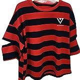 Photo de Seventeen T-Shirt Tee Shirt Kpop Seventeen Boys Tshirt S.Coups JEONGHAN Joshua Jun Hoshi Wonwoo Woozi DK MINGYU THE8 SEUNGKWAN Vernon Dino Fans Chemise Tee Shirt par